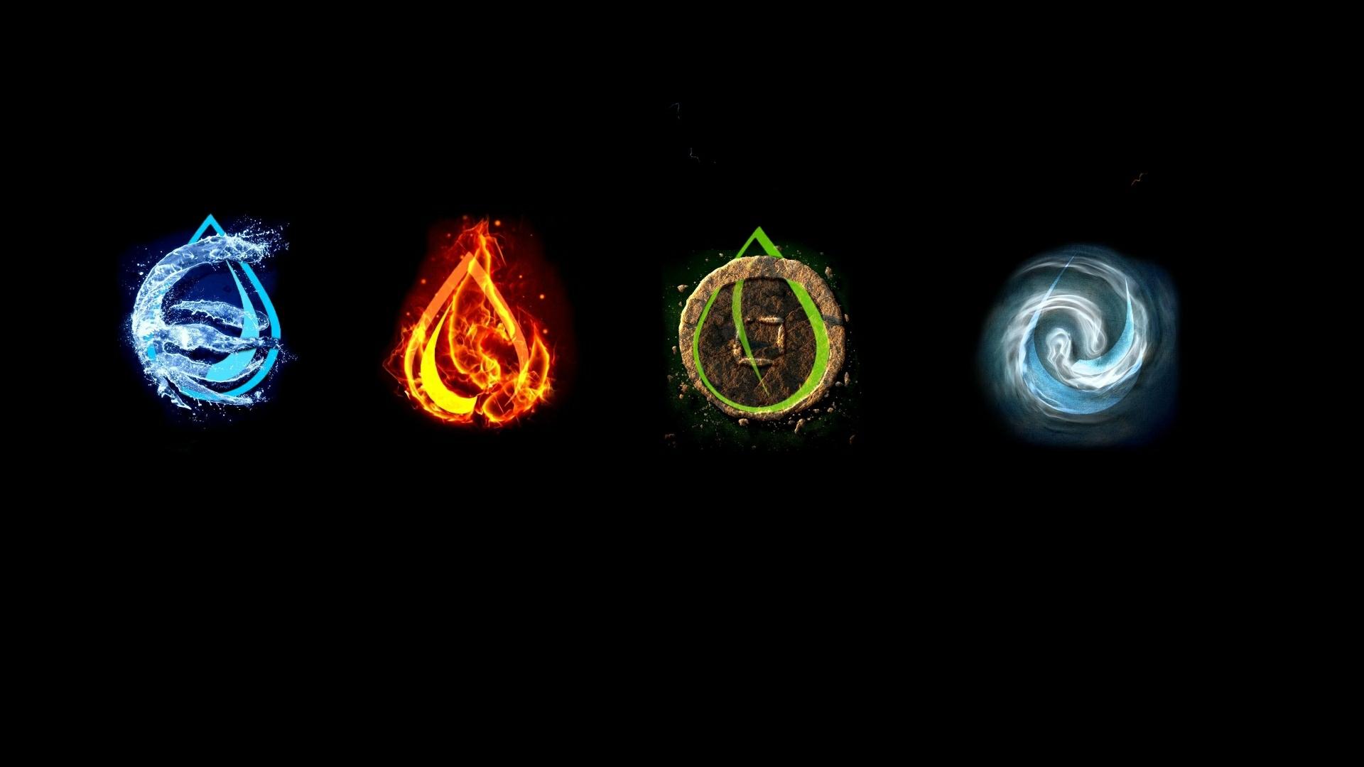 Очистительная сила четырех стихий