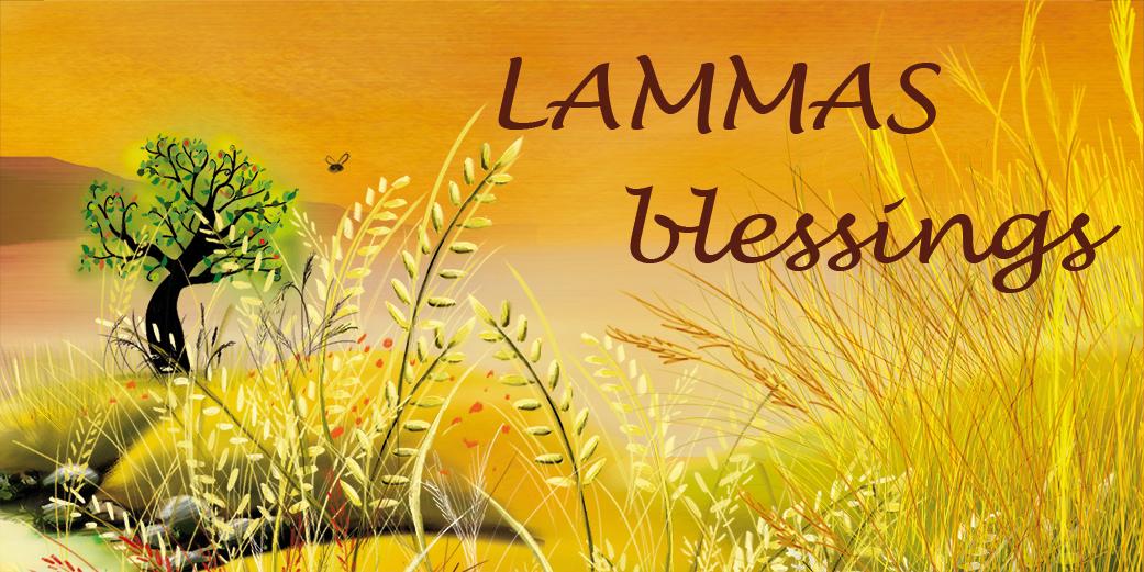 Лунаса, Ламмас- праздник первого урожая 1 Августа