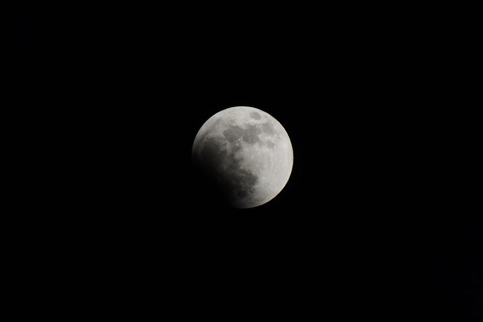 Практика На Лунное Затмение
