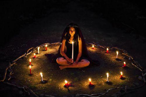 Гадания тысячи свечей