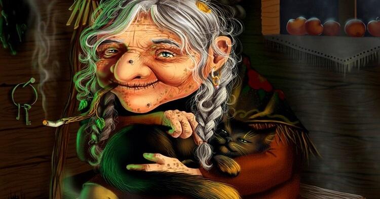 Наставление мудрой ведьмы