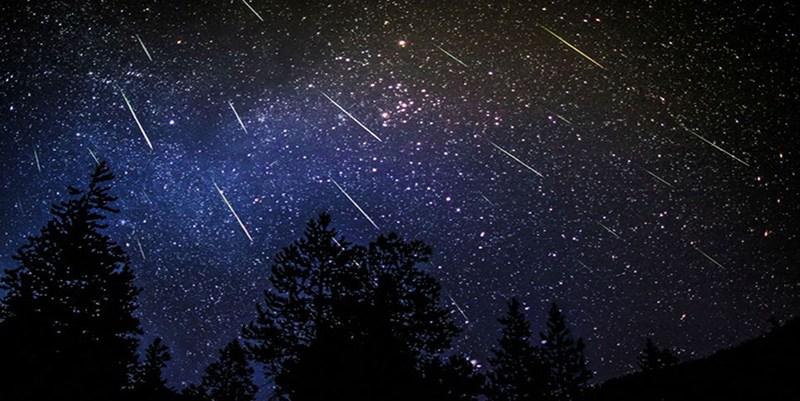 Не пропустите Звездопад Ориониды