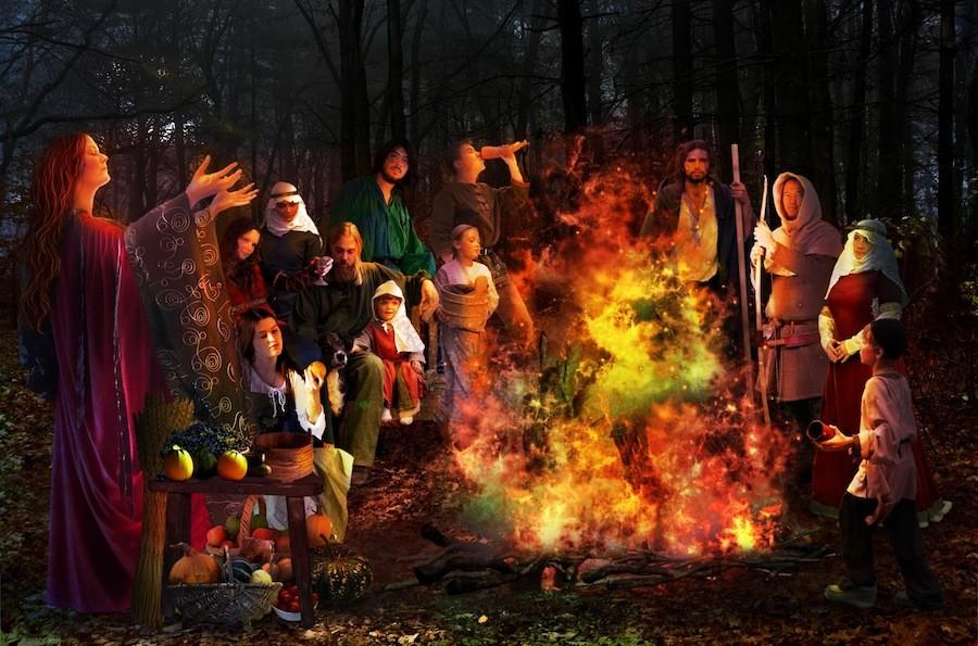 Самайн в кельтской традиции