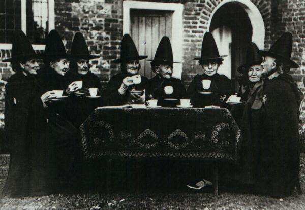 Признаки сильной ведьмы