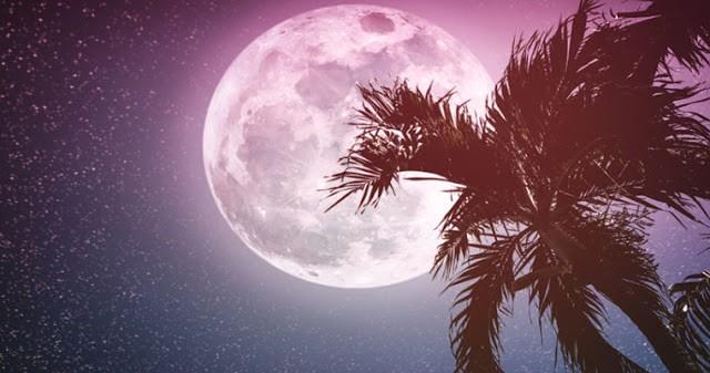 Влияние апрельской розовой Луны на ваш знак зодиака!