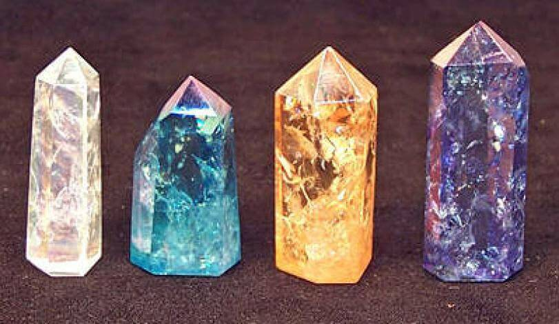8 кристаллов для защиты