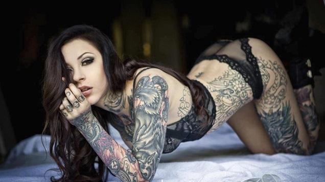 Мифы и правда про татуировки
