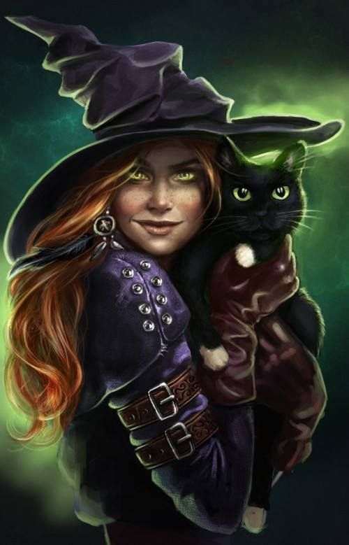Правда или мифы: Все что Вы хотели узнать о ведьмах, но боялись спросить