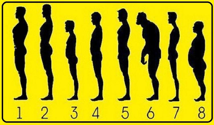 Какого мужчину вы выбрали и пора ли от него бежать? Тест по фигуре мужчины