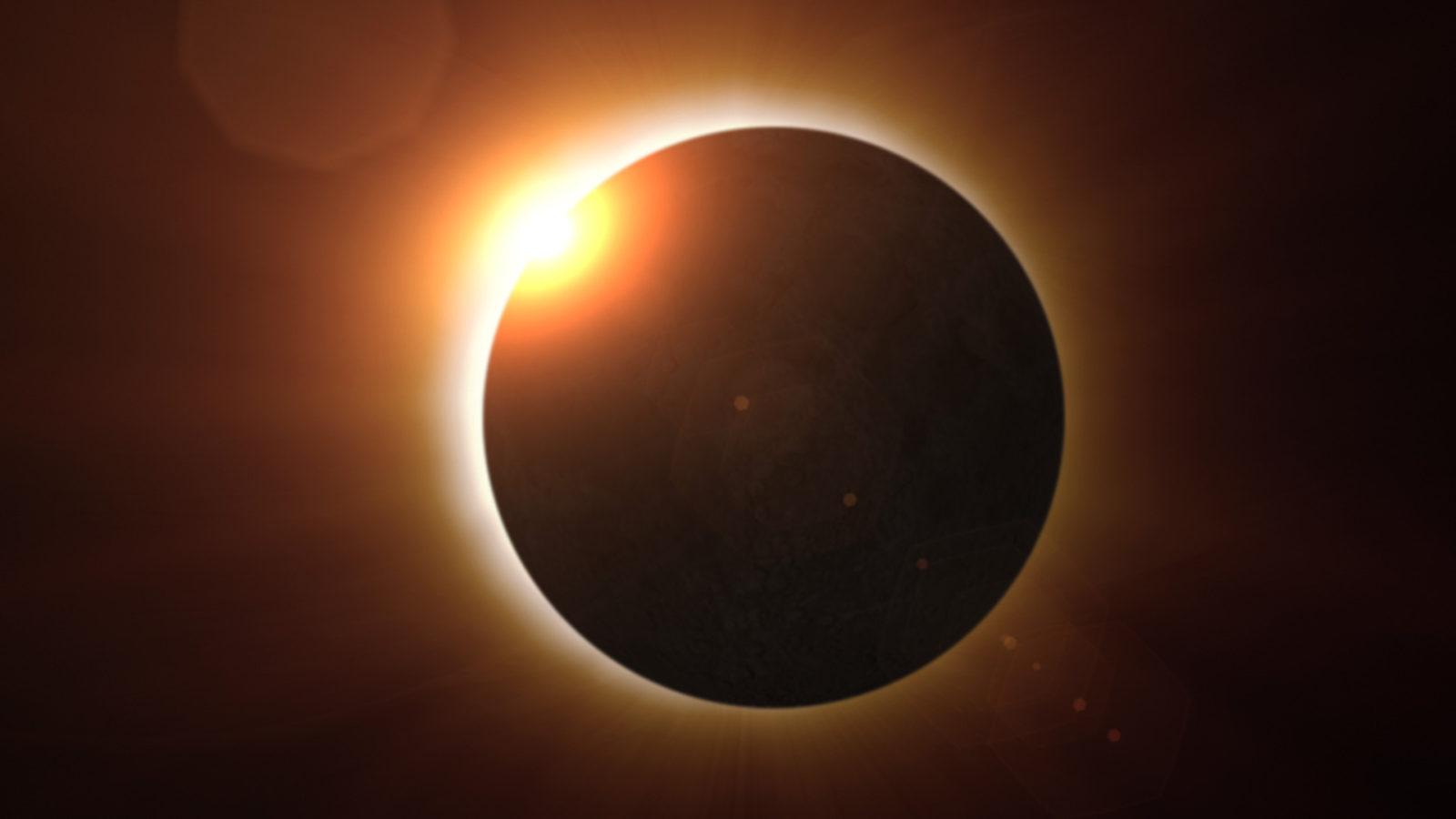 Мифы о Солнечном затмении