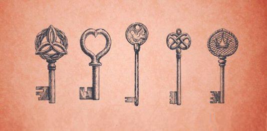 Выберите ключ и разблокируйте свою внутреннюю магию