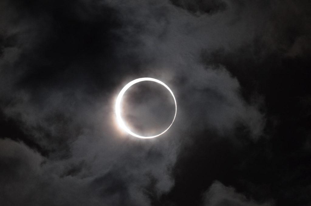 Как пережить лунное затмение 27 июля 2018 года