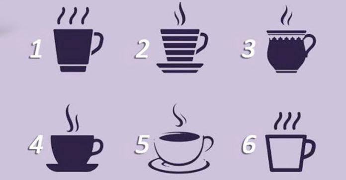 Мгновенный тест! Выберите одну из чашек и вы будете удивлены результатом!