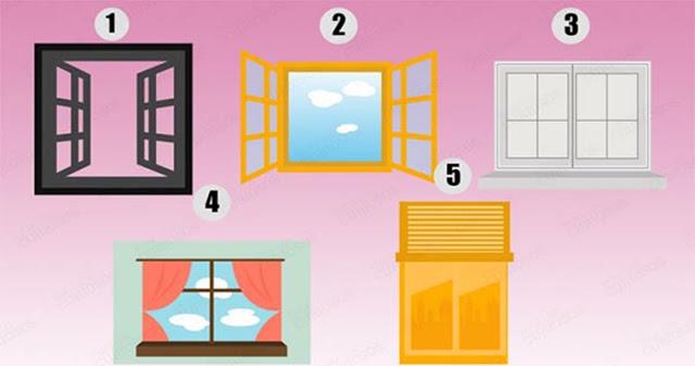 Личностный тест: какое окно выберете вы?!