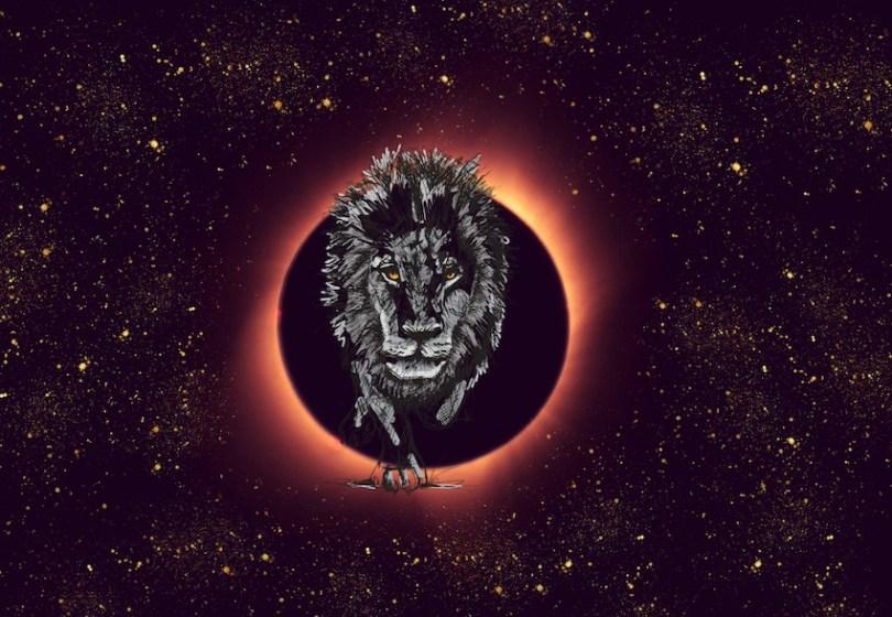 Полнолуние и Лунное затмение 21 января