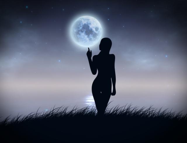 Луна в эзотерике
