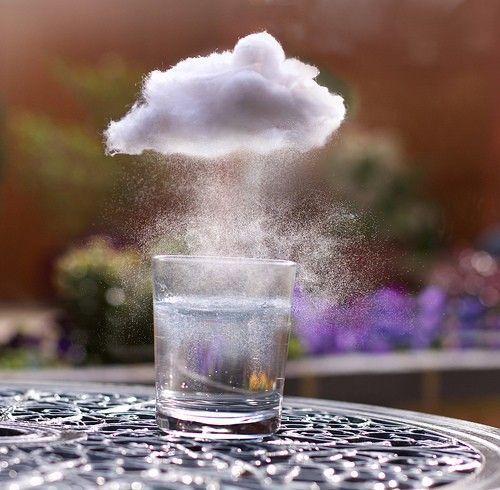 Виды воды в магии