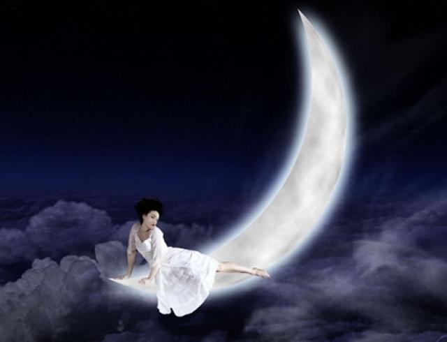 Что делать на растущую Луну