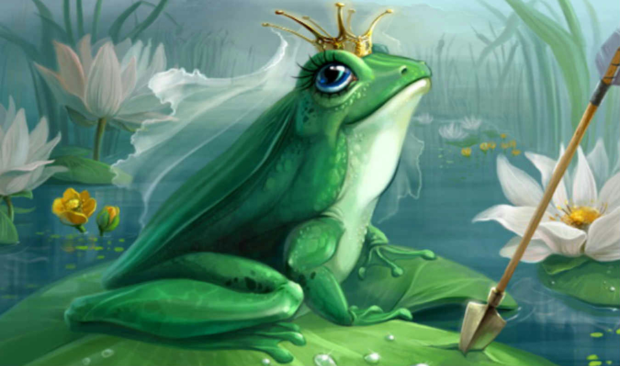 Ритуал на замужество: царевна-лягушка