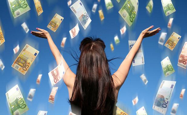 Деньги, как и удачу, надо привлекать