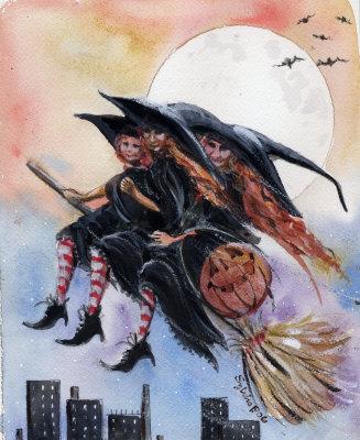 Cоветы для городской ведьмы
