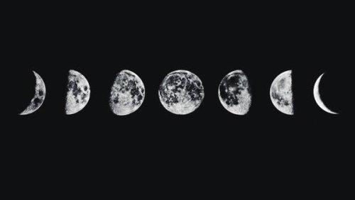 Фазы луны в магической работе