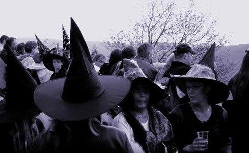 Вальпургиева ночь— один из самых значимых магических праздников