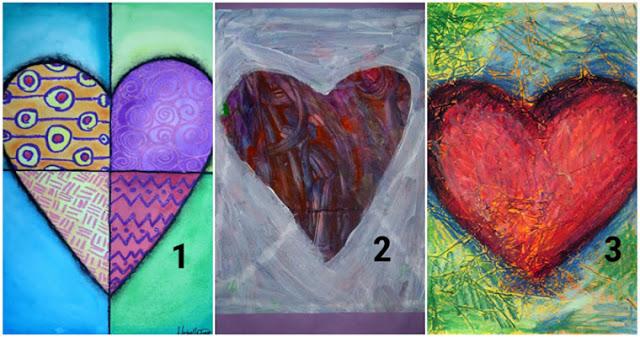 Какое из сердце вам больше всего нравится?