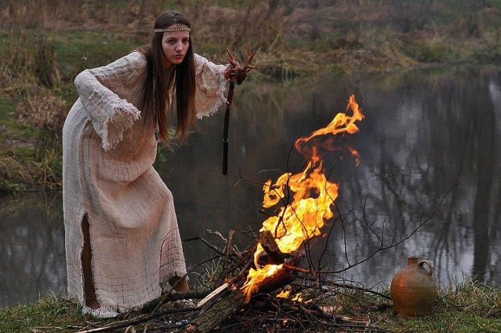 Украинская ведьма