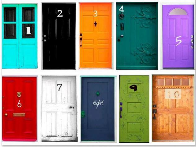 Тест личности: просто выбери свою дверь…