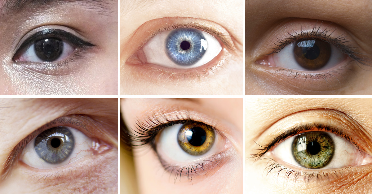 Что можно рассказать о человеке по глазам?