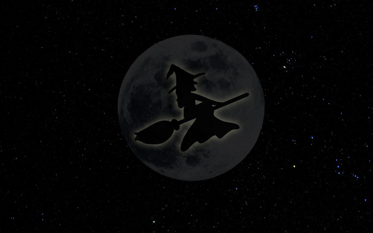 Темная Луна, Новолуние, Молодая Луна