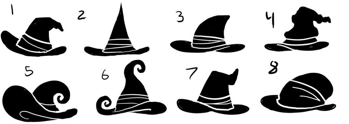 Скажи Мне, Какая У Тебя Шляпа И Я Скажу, Кто Ты