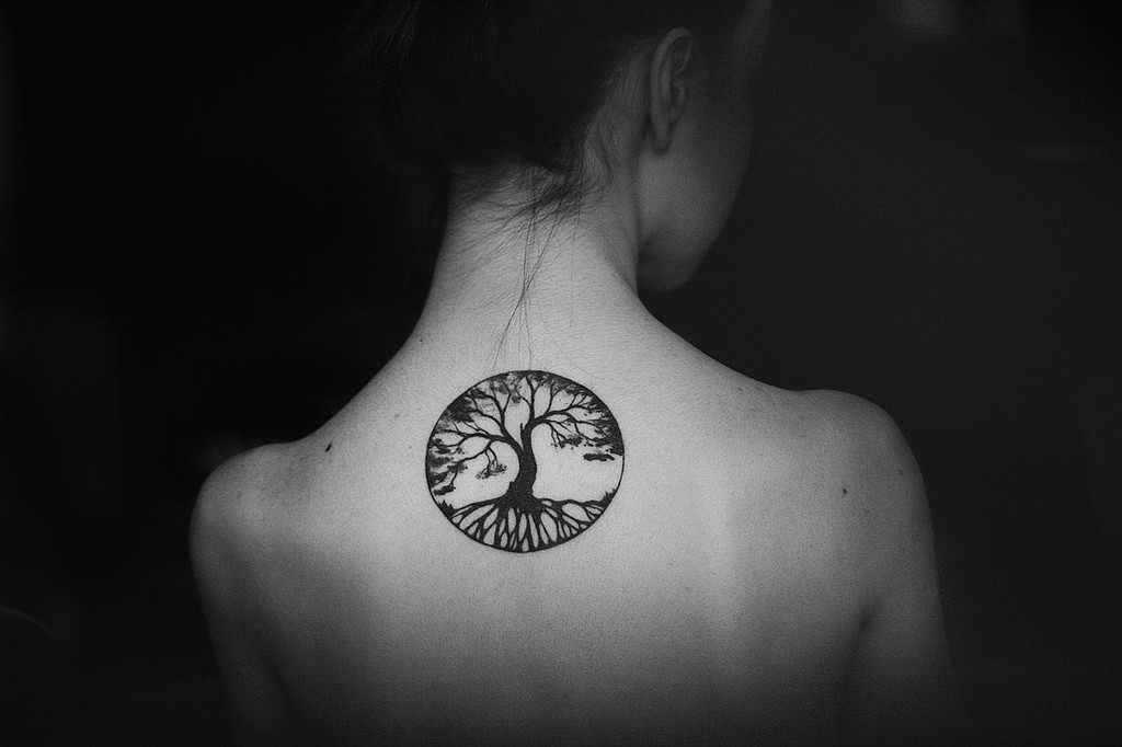 8 идей татуировок для духовных людей