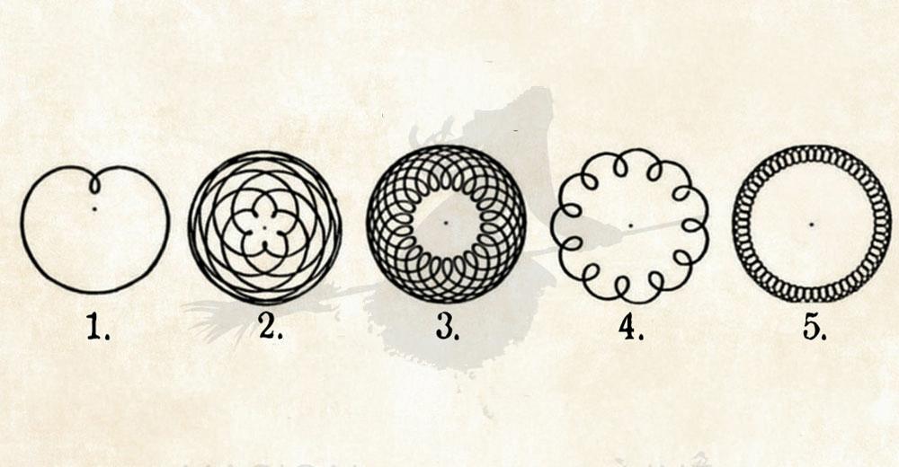 Тест по сакральной геометрии: Выберите символ