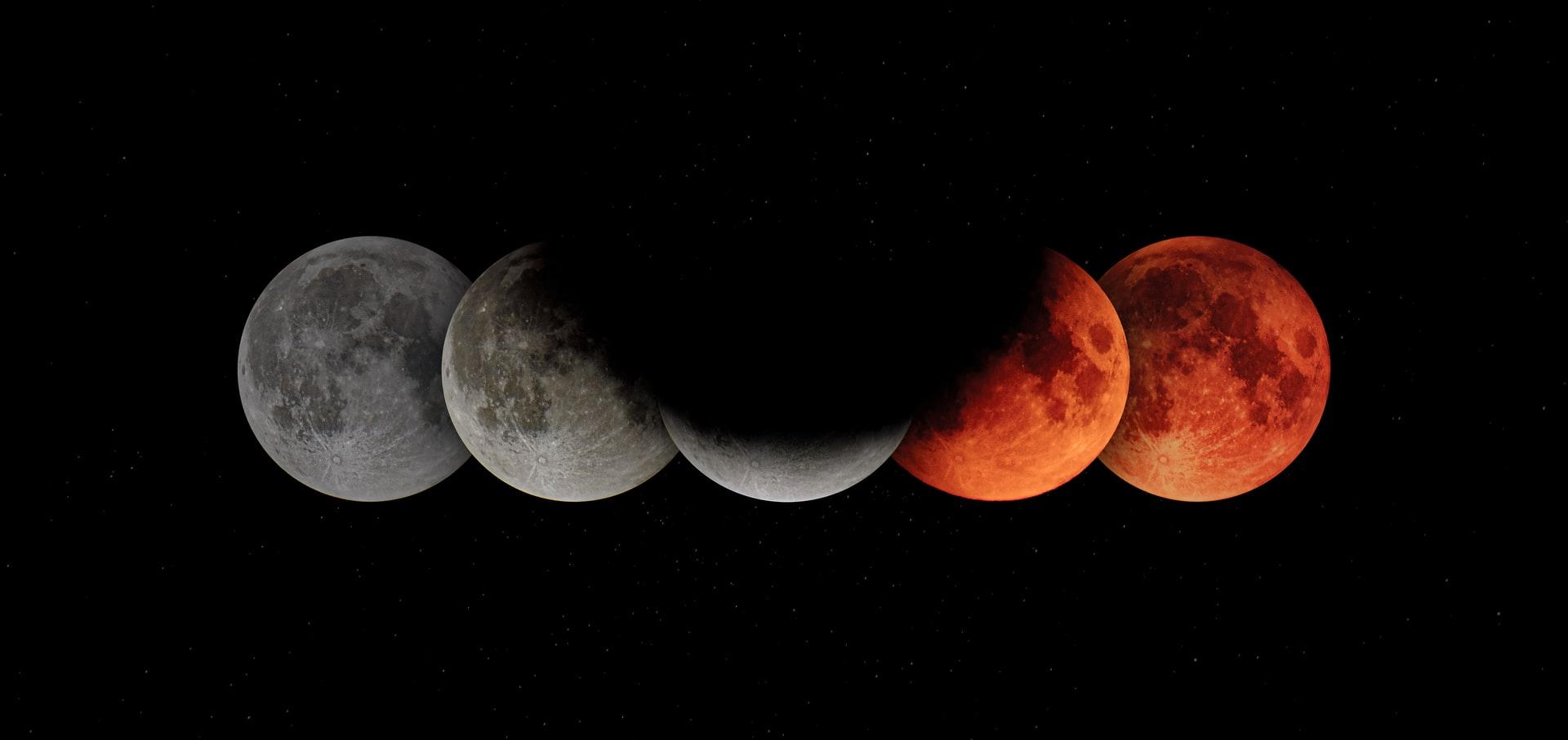 Лунная магия. Проверь свои знания!