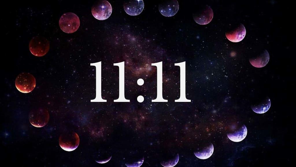Нумерология ноября и ритуал 11/11