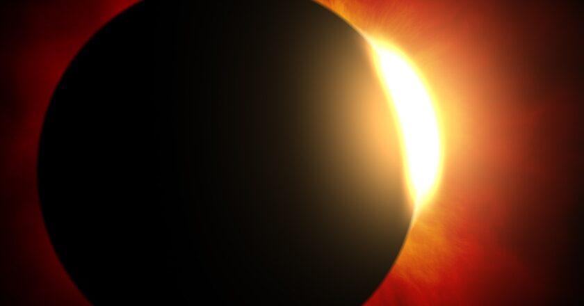 Солнечное затмение и новолуние в декабре 2020